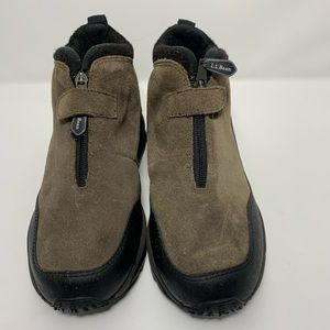 L.L. Bean Winter Booties. Size 8.5